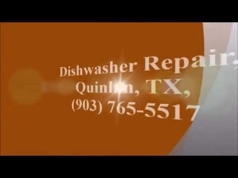 Dishwasher Repair, Quinlan, TX, (903) 765-5517