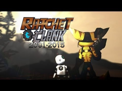 Ratchet & Clank 2002-2015 :). Music Video