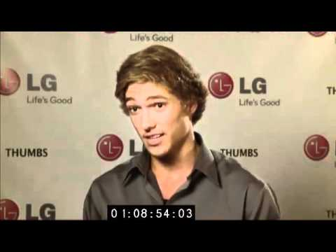 LG 2010 National Texting Championship - Finalists Interview