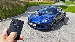 Alpine A110 Legende 1.8 252 TEST POV Drive & Walkaround