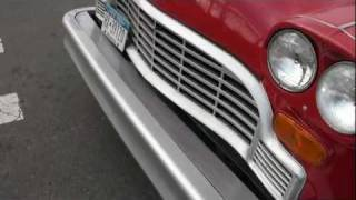 1976 Checker Marathon For Sale A11 Cab NYC CAB Review & Test Drive