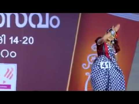 Kerala School Kalolsavam 2013   Folk Dance video