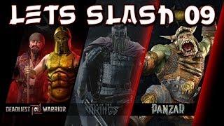 Let's Slash 009 - Wissen oder Wissen wo es steht [deutsch] [720p]