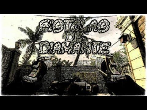 Pistolas de diamante - Live Black Ops 2