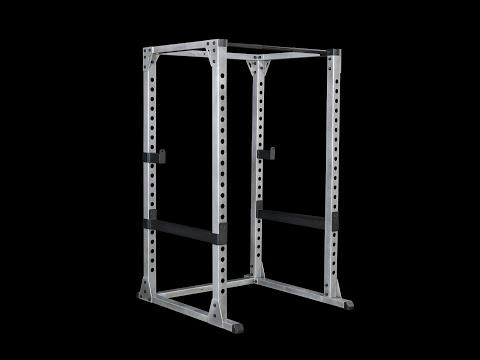 Body Solid Pro Power Rack Gpr378 Youtube