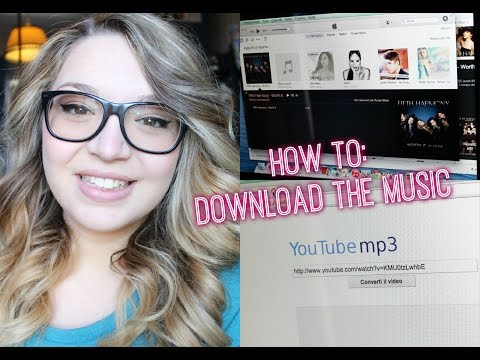 HOW TO scaricare la musica dal PC al TELEFONO | ilamakeup02♡