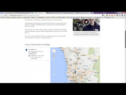 Cheap Auto Insurance Company in San Diego