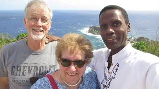 John & Michelle take the TWO-DAY WWII Pilgrimage/Tinian-Hiroshima tour