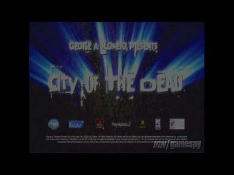 City of the Dead PlayStation 2 Trailer - E3 Trailer