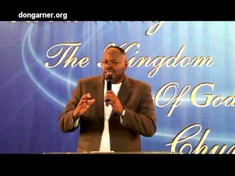 Yielding To The Will Of God-Part 1 Don Garner Ministries