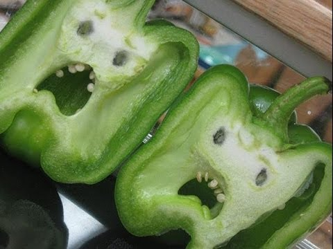 Funny Fruits And Vegetables !