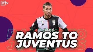 SERGIO RAMOS TO JUVENTUS ?! Football Transfer News