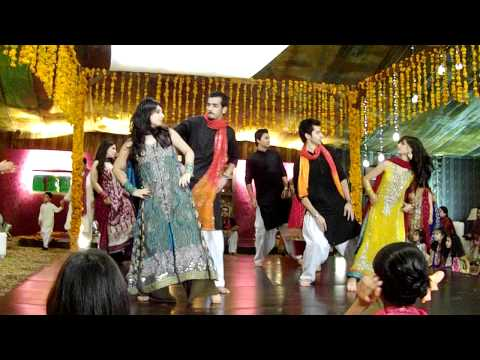 PAKISTANI WEDDING DANCE 2