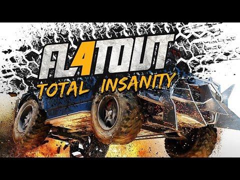 FlatOut 4: Total Insanity - ОБЗОР. ХОРОШАЯ ЛИ ИГРА?