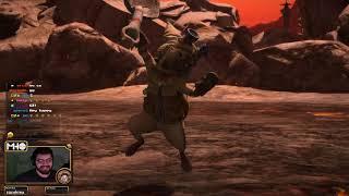 FFXIV: Rathalos (Extreme) Kill & Loot Explanation