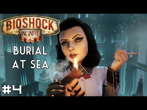 BioShock Infinite: Burial at Sea #4 - Frosty the Snowman
