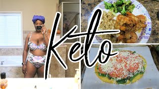 Starting KETO after gaining ALL of the weight back!  Keto Diet Weight loss Results - Week 1