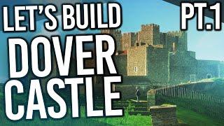 Minecraft Dover Castle Build Exploration! (Part One)