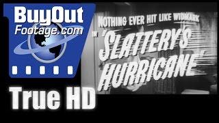 Slattery's Hurricane - 1949 HD Film Trailer