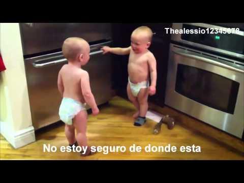 gemelos hablando traducido parte 2