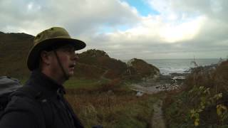 South West Coast Path: Stage 4 Combe Martin to Woolacombe