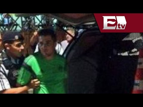 Decretan salida de prisión de los 4 mexicanos detenidos en Brasil / Andrea Newman