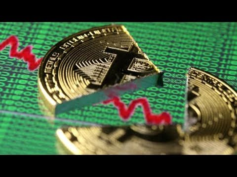 Why Bitcoin Dropped 10% In an Hour hitting 6 week lows
