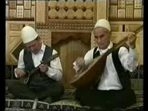 Hasan e Rizah Izbica - Neper kafez more zog bylbyl