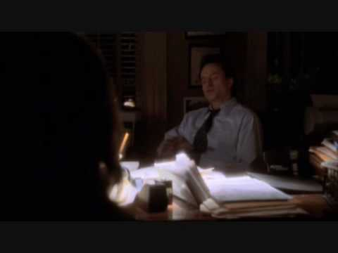 The West Wing: Joey Lucas explains how numbers can lie to Josh