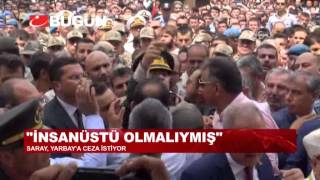 BURHAN KUZU: YARBAY ALKAN'IN MAKSADI CUMHURBAŞKANI'NA SALDIRMAK, SORUŞTURMA AÇILMALI!