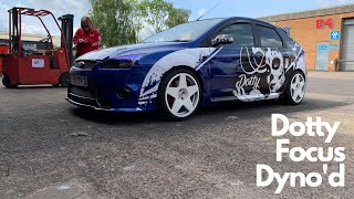Dotty's Modified Ford Focus ST over 300bhp