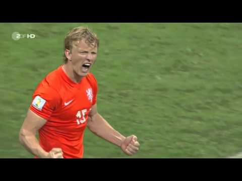 Netherlands Costa Rica Penalty Shootout High Quality All (2/2)