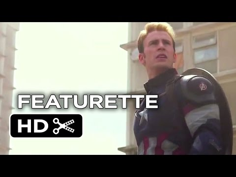 Avengers: Age of Ultron Featurette - Story (2015) - Chris Evans Marvel Movie HD