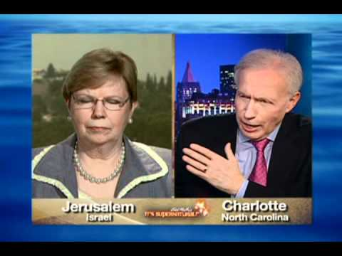 Shira Sorko-Ram with Sid Roth - Project 77