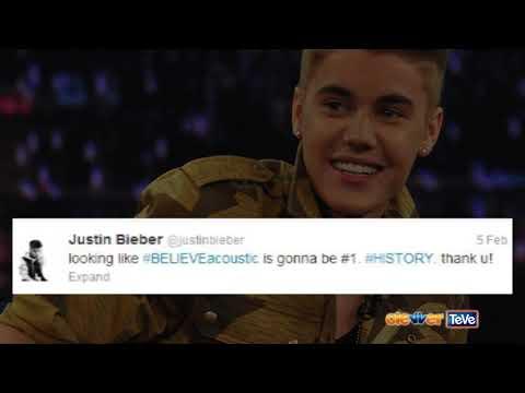¡Justin Bieber Beso Apasionado con Maniquí!!!!!!!!!