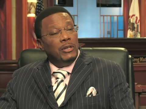Street Judge: Judge Greg Mathis