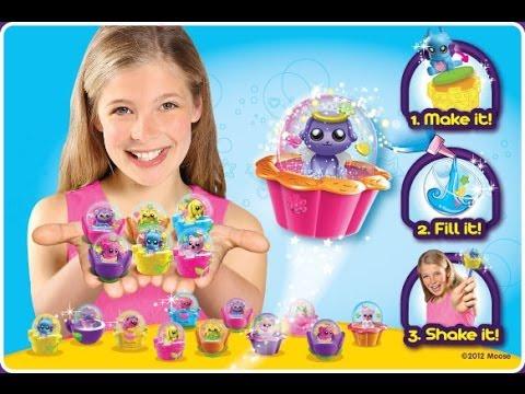 Glitzi Globes ♥Carrusel  de Globos Magicos ♥ Juguetes ♥ | Mundo de Juguetes