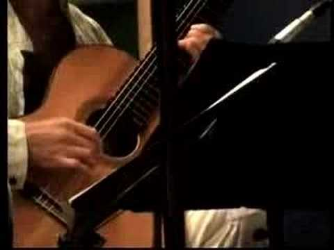 Triste nr.1 María Luisa Anido The Anido Guitar Duo