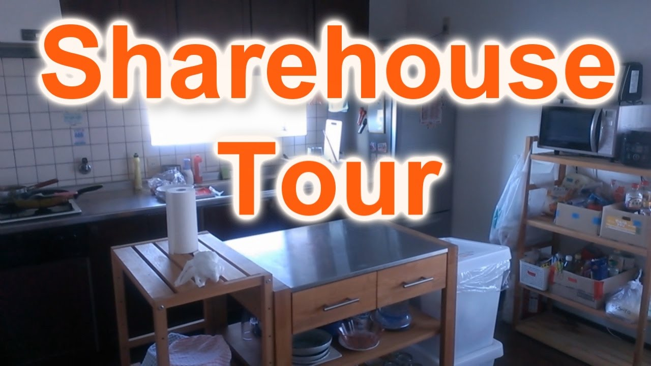 Japanese Share House Tour | The Boundless Journey