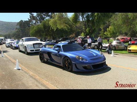 Gemballa Mirage GT wakes up Monterey!