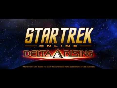 Star Trek Online: Delta Rising Official Announce Trailer
