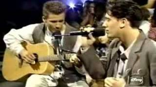 MMC JC Chasez and Tony Lucca now and forever