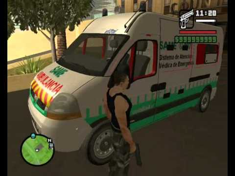 GTA San andreas MOD Argentina Loquendo + 100% COMPLETO DATA.wmv