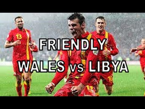 Football Manager 2013: International Manager - Wales vs Libya