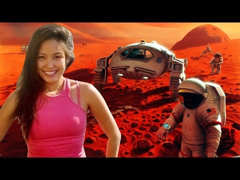 Mars One Project Candidate Jaymee Del Rosario Discusses Space Travel