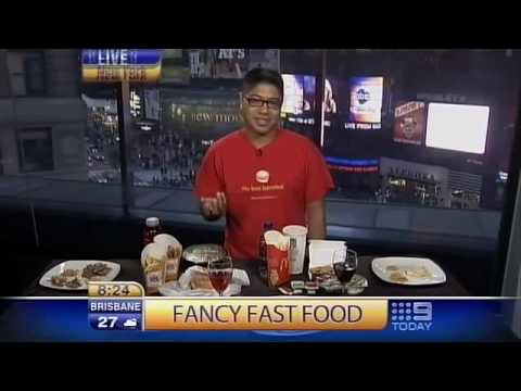 Fancy Fast Food on Australia's