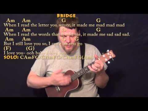 D'yer Maker (Led Zeppelin) Ukulele Cover Lesson in C with Chords/Lyrics