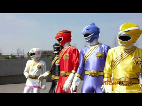 Legendary Wild Force Rangers Fight: Wild Force Theme (Super...