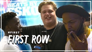 "Hef: ""Esko is echt een smeerpijp"" Beats by Esko and Friends #FIRST ROW"