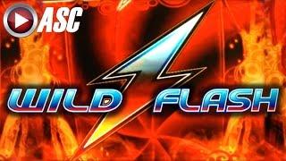 *BIG WIN* WILD FLASH | BALLY - MAX BET LOCKING WILDS! Slot Machine Bonus